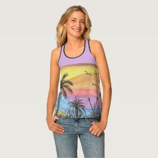 Débardeur Inspiration de plage
