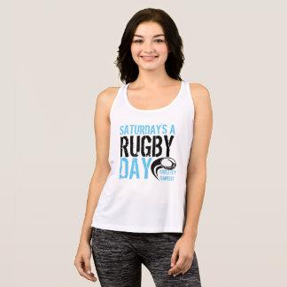 Débardeur Jour du rugby de samedi par