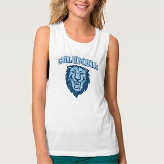 Débardeur Lions de l'Université de Columbia | - cru