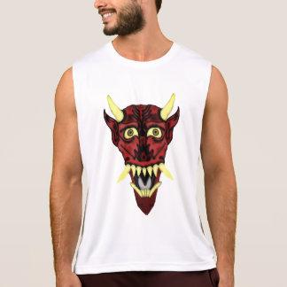 Débardeur masque de démon de hannya