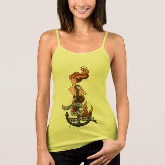 Débardeur mermaid_msorange_yellowshirt