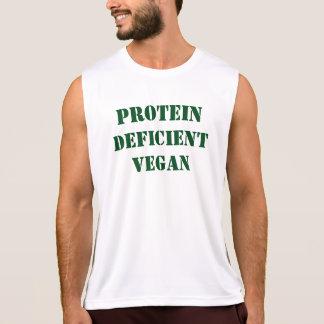 Débardeur Montrez vos gains végétaliens