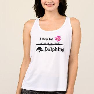 Débardeur Palette avec des dauphins