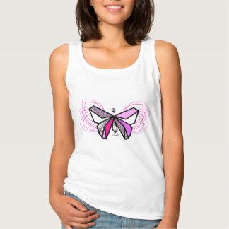 Débardeur Papillon origami