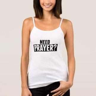 Débardeur Prière du besoin