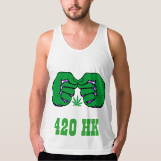 DÉBARDEUR RASTA 420 HK