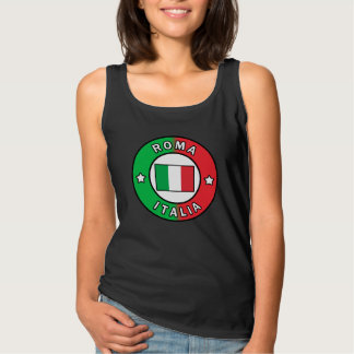 Débardeur Roma Italie