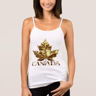 Débardeur Souvenir de feuille d'érable du Canada de cadeaux