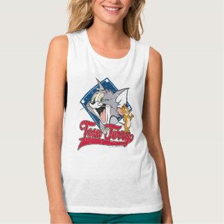 Débardeur Tom et Jerry | Tom et Jerry sur le diamant de