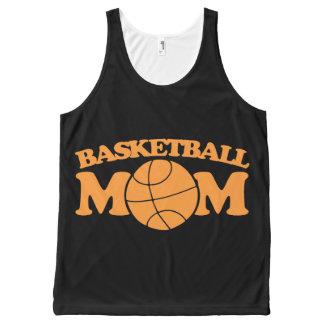 Débardeur Tout-imprimé maman de basket-ball
