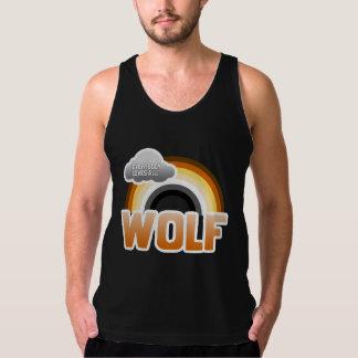 Débardeur Tout le monde aime un loup