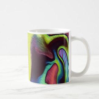 Début coloré de tasse votre jour