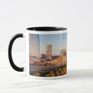 Début de la matinée au-dessus de Nashville, Mug