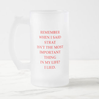 DÉBUT FROSTED GLASS BEER MUG