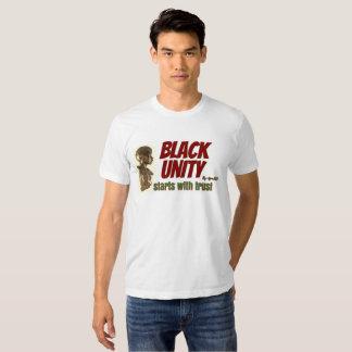 Débuts d'unité avec la pièce en t de CONFIANCE T-shirt