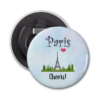 Décapsuleur Conception française - Tour Eiffel dans des