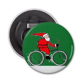 Décapsuleur Cycliste de Noël
