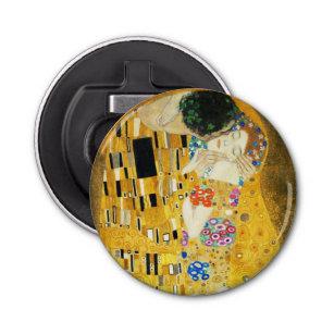 Décapsuleur Gustav Klimt la peinture vintage de Nouveau d'art