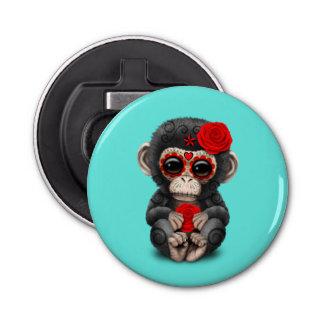 Décapsuleur Jour rouge du chimpanzé mort