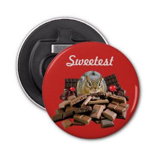 Décapsuleur La tamia de chocolat de jour la plus douce