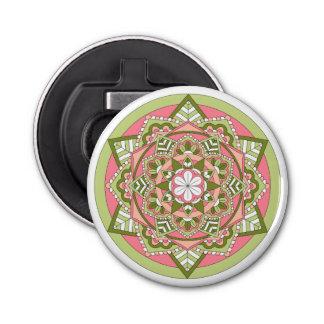 Décapsuleur Mandala floral coloré 061117_1