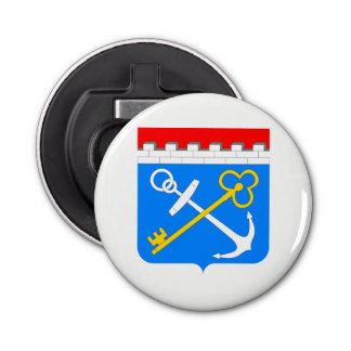 Décapsuleur Manteau des bras de l'oblast de Léningrad