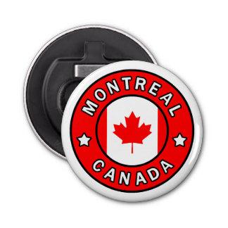 Décapsuleur Montréal Canada