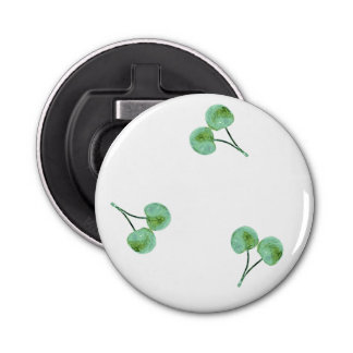Décapsuleur Motif vert de cerise