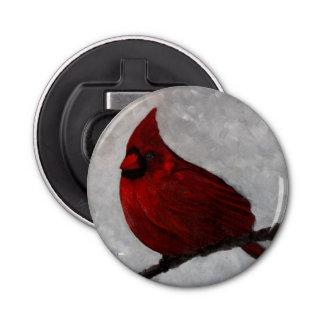 Décapsuleur Ouvreur de bouteille cardinal de bouton