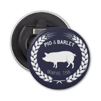 Décapsuleur Ouvreur de bouteille de porc et d'orge