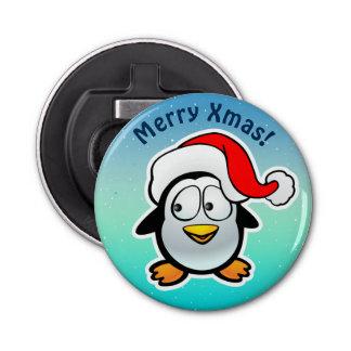 Décapsuleur Pingouin mignon avec la bande dessinée de