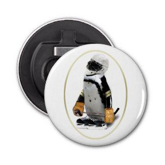 Décapsuleur Vitesse de port d'hockey de pingouin