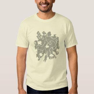 Déchets T-shirts