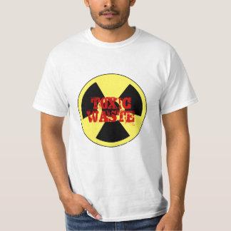 déchets toxiques t-shirt