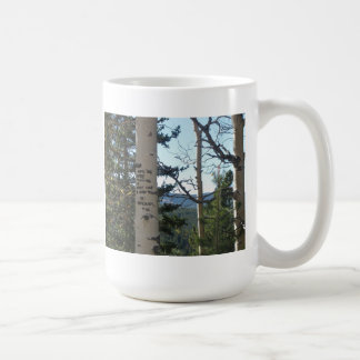 Décomposé dans le paradis mug