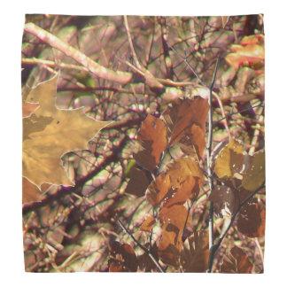 Décor de peinture du camouflage du chasseur bandanas