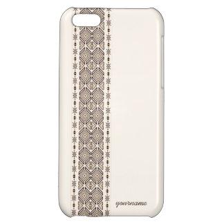 Décor ethnique étui iPhone 5C