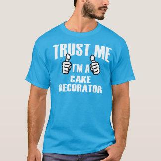 Décorateur de gâteau - T-shirt