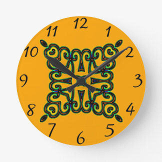 Décoratif Horloge Ronde