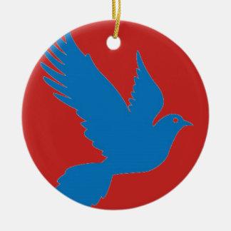 Décoration de Noël de Colomennod