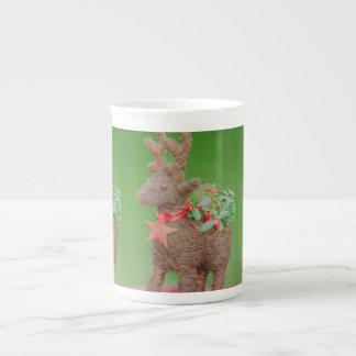 Décoration de Noël de renne Mug