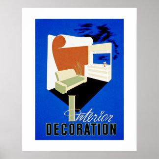 Décoration intérieure posters