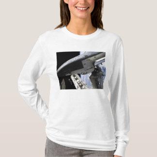 Découverte de navette spatiale accouplée t-shirt