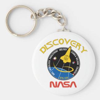 Découverte de STS 120 Porte-clé Rond