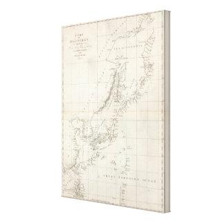 Découvertes faites en 1787 dans les mers de la Chi Toiles