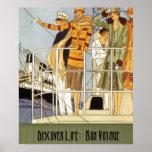 Découvrez la vie :  Voyage de fève Posters