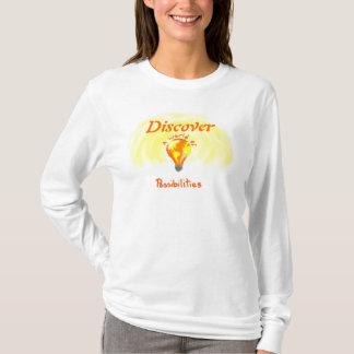 Découvrez un monde des possibilités t-shirt