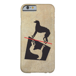 Deerhounds Yin Coque Barely There iPhone 6