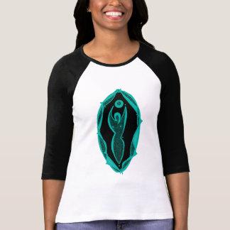 Déesse 1661 de Yoni T-shirt