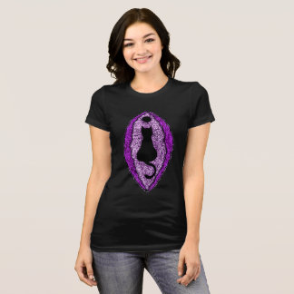 Déesse 1703 de Yoni T-shirt
